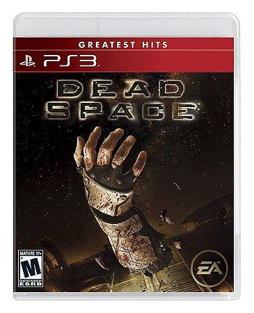 Dead Space - PS3 (usado)