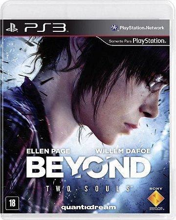 Beyond Two Souls - PS3 (usado)