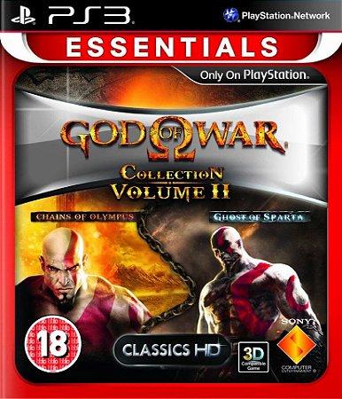 God of War: Origins Collection Essentials - PS3 (usado)