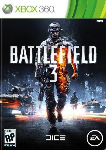Battlefield 3 - Xbox 360 (usado)