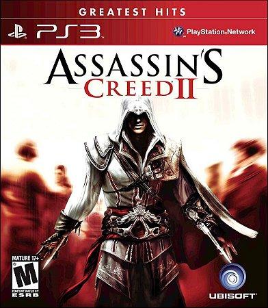 Assassin´s Creed 2 Hits - PS3 (usado)
