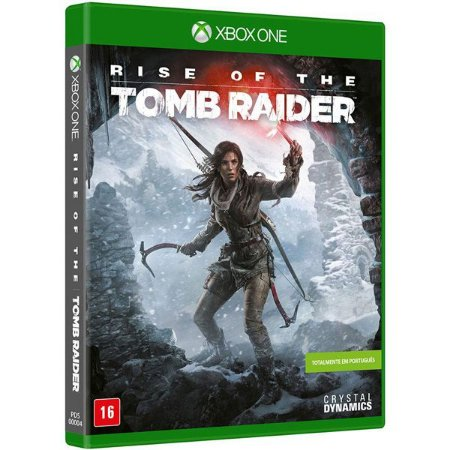 Rise of The Tomb Raider - Xbox One (usado)