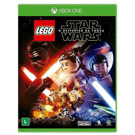 Lego Star Wars: O Despertar da Força - Xbox One (usado)