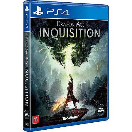Dragon Age: Inquisition - PS4 (usado)