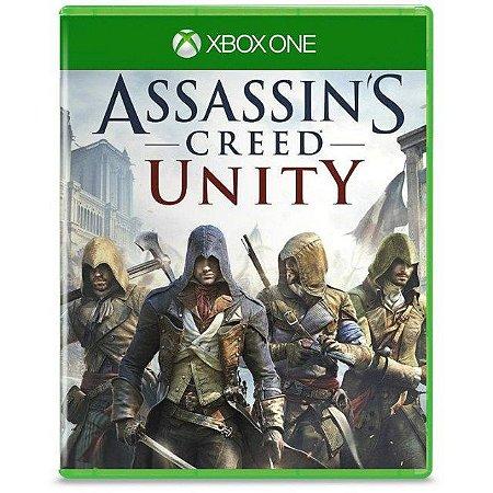 Assassin´s Creed: Unity - Xbox One (usado)