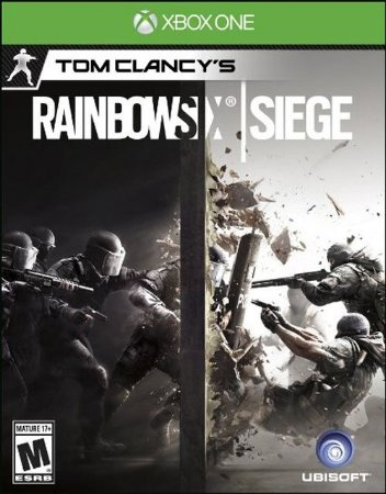 XONE Rainbow Six - Siege