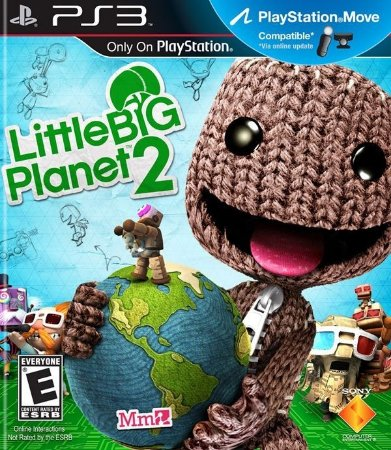 Little Big Planet 2 - PS3 (usado)