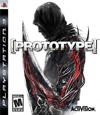 Prototype - PS3 (usado)