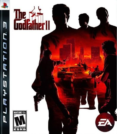 PS3 The Godfather II (usado)