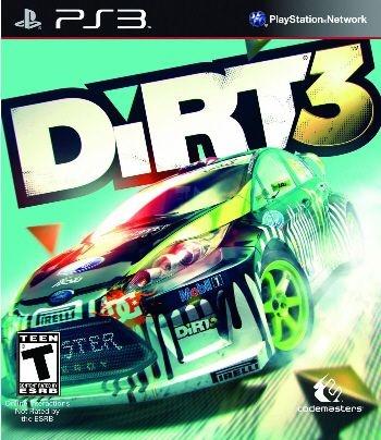 PS3 Dirt 3 (usado)