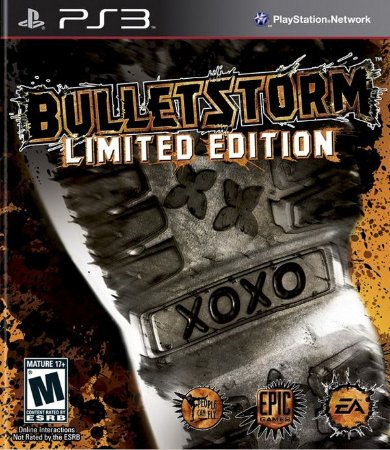 Bulletstorm: Limited Edition - PS3