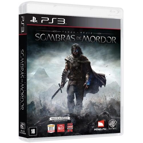 PS3 Terra Media - Sombras de Mordor
