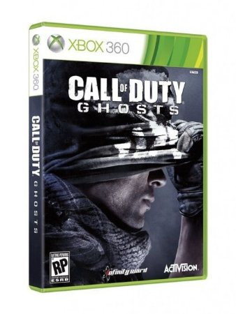 Call of Duty: Ghosts - Xbox 360 (usado)