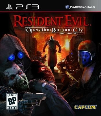 PS3 Resident Evil - Operation Raccoon City