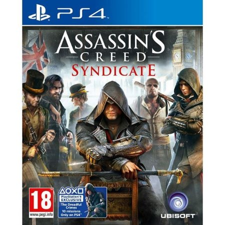PS4 Assassin´s Creed - Syndicate (europeu)
