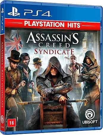Assassin´s Creed: syndicate Hits - PS4 (usado)
