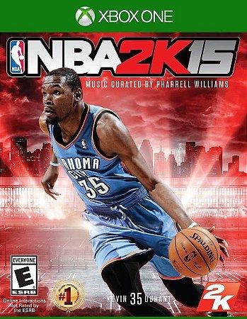 NBA 2K15 - Xbox One (usado)