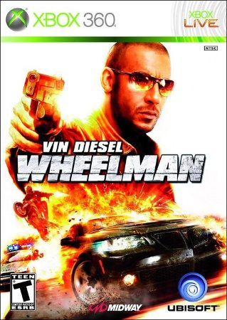 X360 Wheelman (usado)