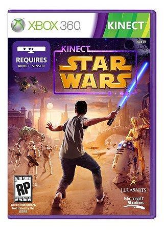 Kinect Star Wars - Xbox 360 (usado)
