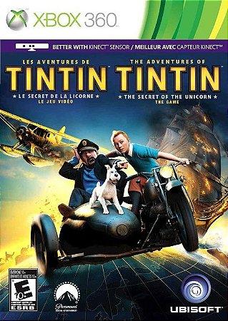 X360 The Adventures Tintin (usado)