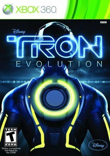 X360 Tron Evolution (usado)