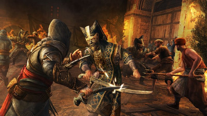 Assassin´s Creed: Revelations Hits - Xbox 360 (usado)