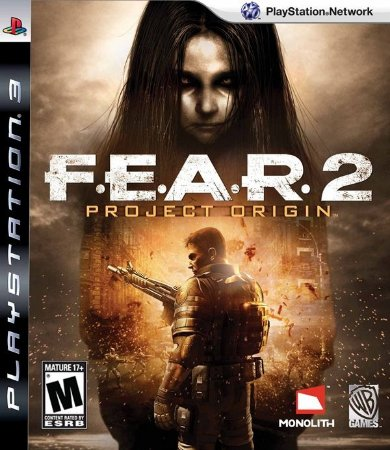 Fear 2: Project Origin - PS3 (usado)