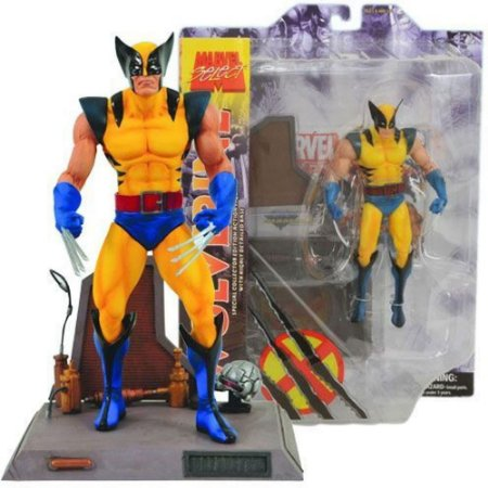 Wolverine: Marvel Select - Diamond