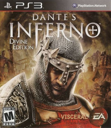 Dante´s Inferno - PS3 (usado)