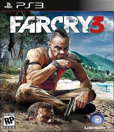 Far Cry 3 - PS3 (usado)