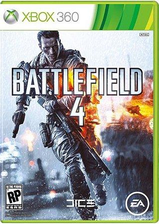 Battlefield 4 - Xbox 360 (usado)