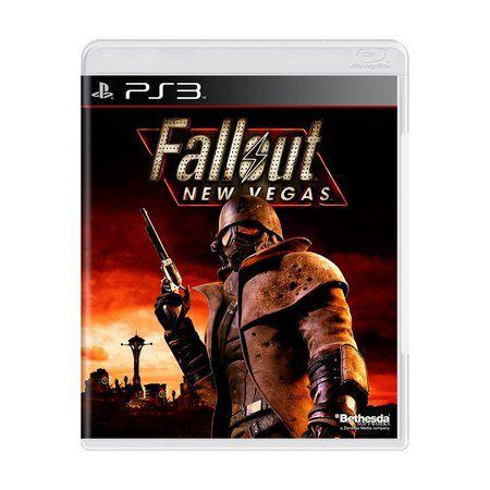 Fallout: New Vegas Europeu - PS3 (usado)