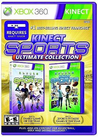 Kinect Sports: Ultimate Collection - Xbox 360 (usado)