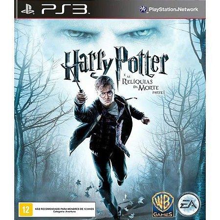 Harry Potter: E as Relíquias da Morte Parte 1 - PS3 (usado)
