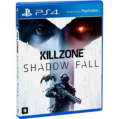 Killzone: Shadow Fall BR - PS4 (usado)