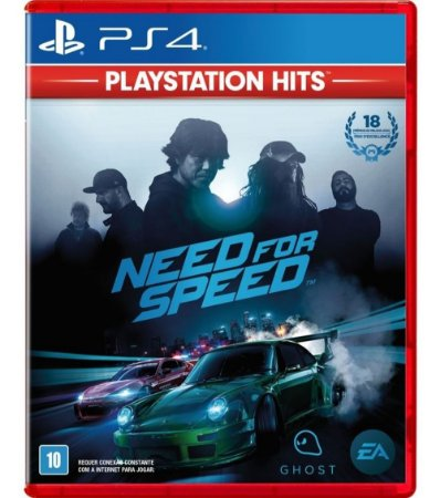 Need For Speed Hits - PS4 (usado)