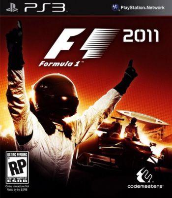 Formula 1 2011 - PS3 (usado)