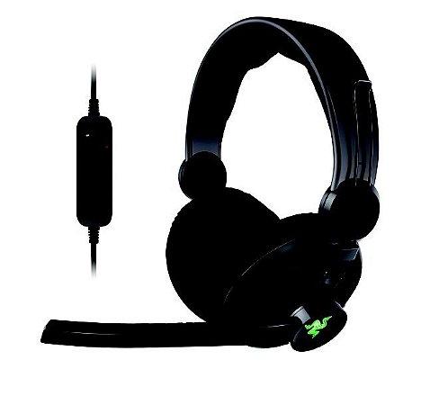 Headset Carcharias Razer Xbox 360/PC