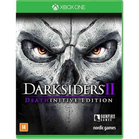 Darksiders 2: Deathinitive Edition - Xbox One (usado)