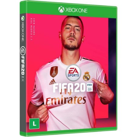 Fifa 20 - Xbox One (usado)
