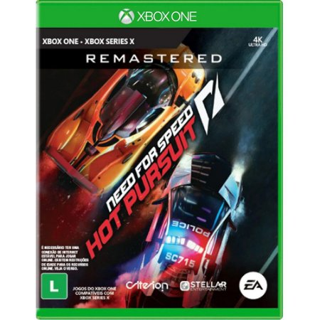 Need For Speed: Hot Pursuit Remasterd - Xbox One