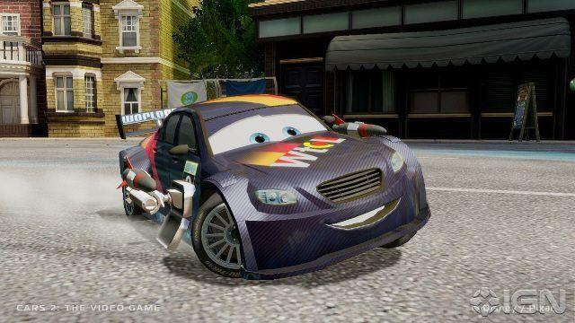 CARS 2 USADO (PS3)