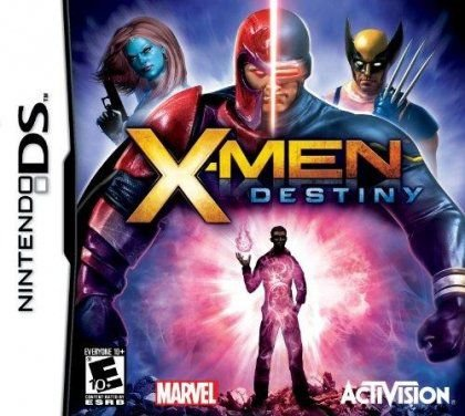 X-men Destiny - DS