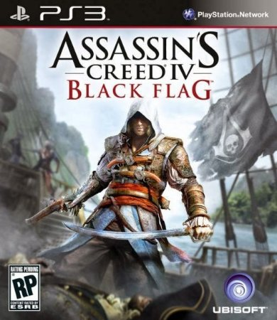 PS3 Assassin´s Creed IV - Black Flag