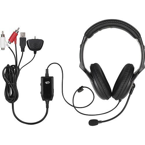 Headset Mad Catz AMPX Estereo Xbox 360