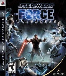 PS3 Star Wars - The Force Unleashed (usado)