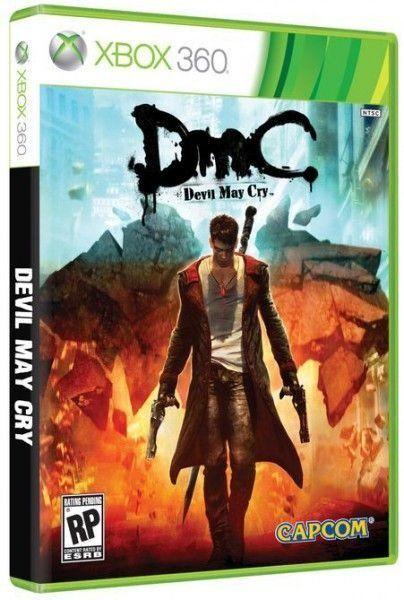 DMC: Devil May Cry - Xbox 360 (usado)