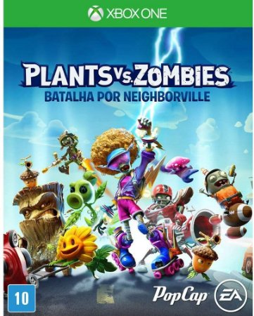 Plants vs Zombies: Batalha Por Neighborville - Xbox One