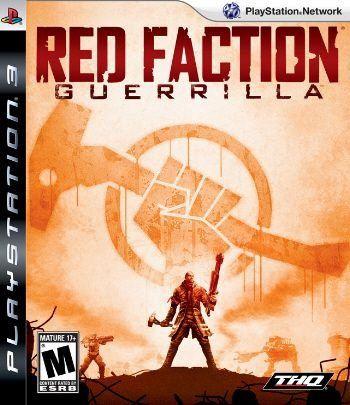 Red Faction: Guerrilla - PS3 (usado)