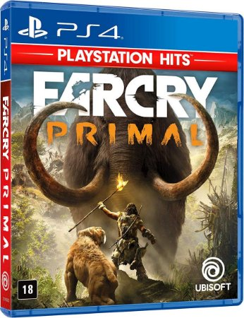 Far Cry: Primal Hits - PS4 (usado)